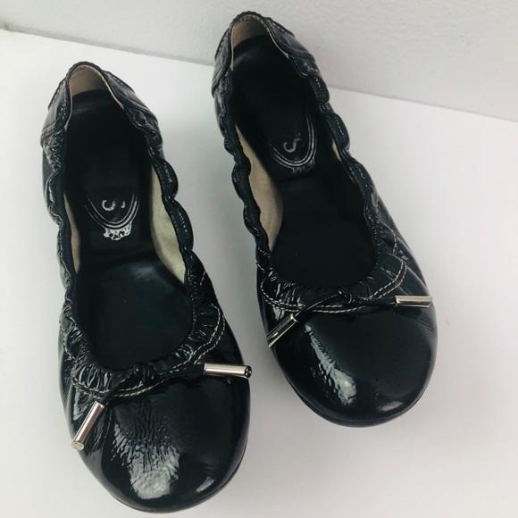 e675de1f60 Tod's Shoes | Tods Womens Black Leather Ballerina Flats | Poshmark